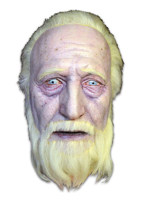 Walking Dead Replica 1/1 Hershel's Severed Head 25 cm