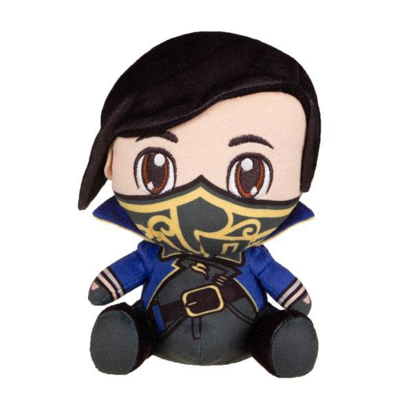 Dishonored 2 Stubbins Plush Figure Emilie Kaldwin 20 cm