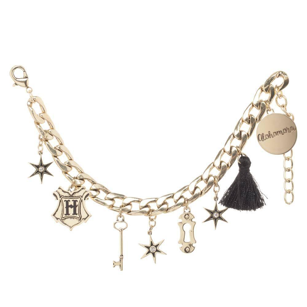 Harry Potter Charm Bracelet Alohomora