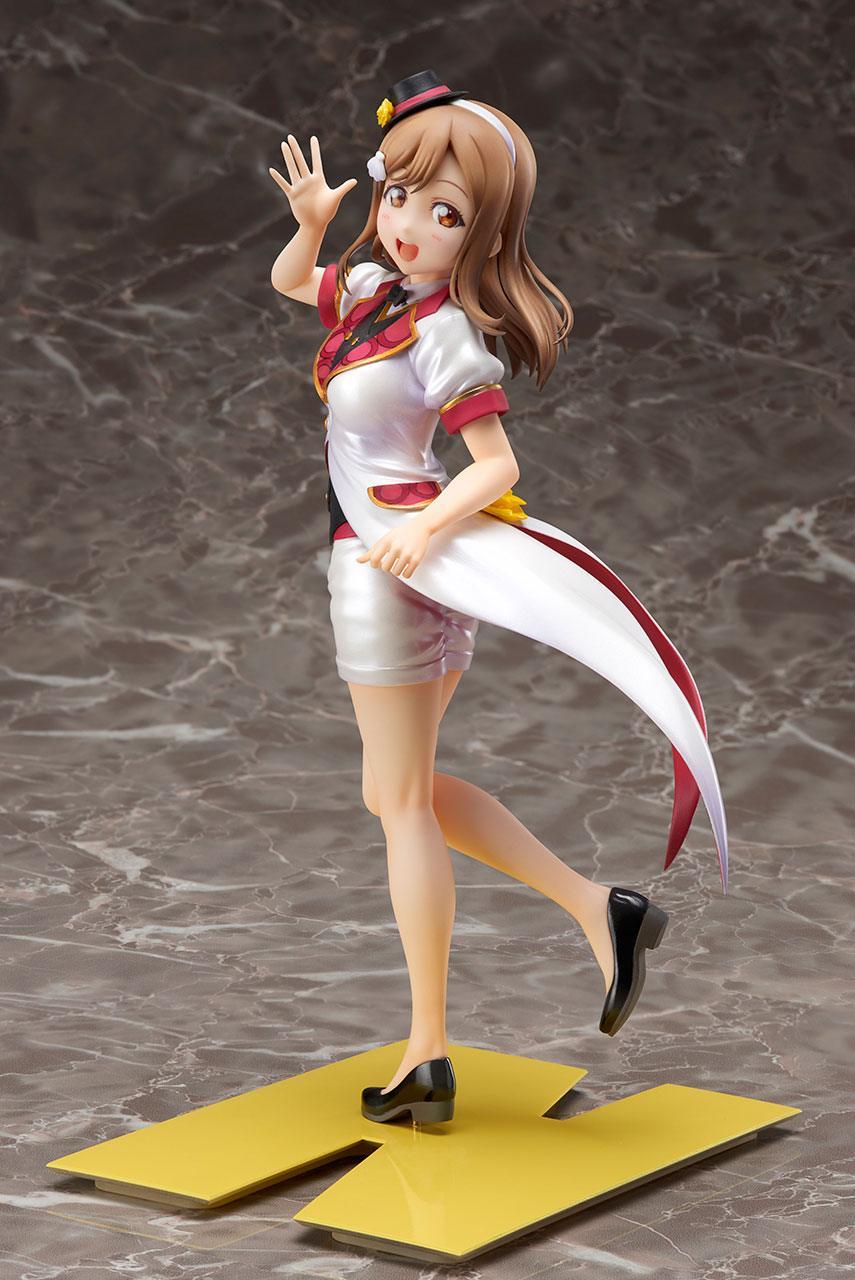Love Live! Statue 1/8 Birthday Figure Project Hanamaru Kunikida 20 cm