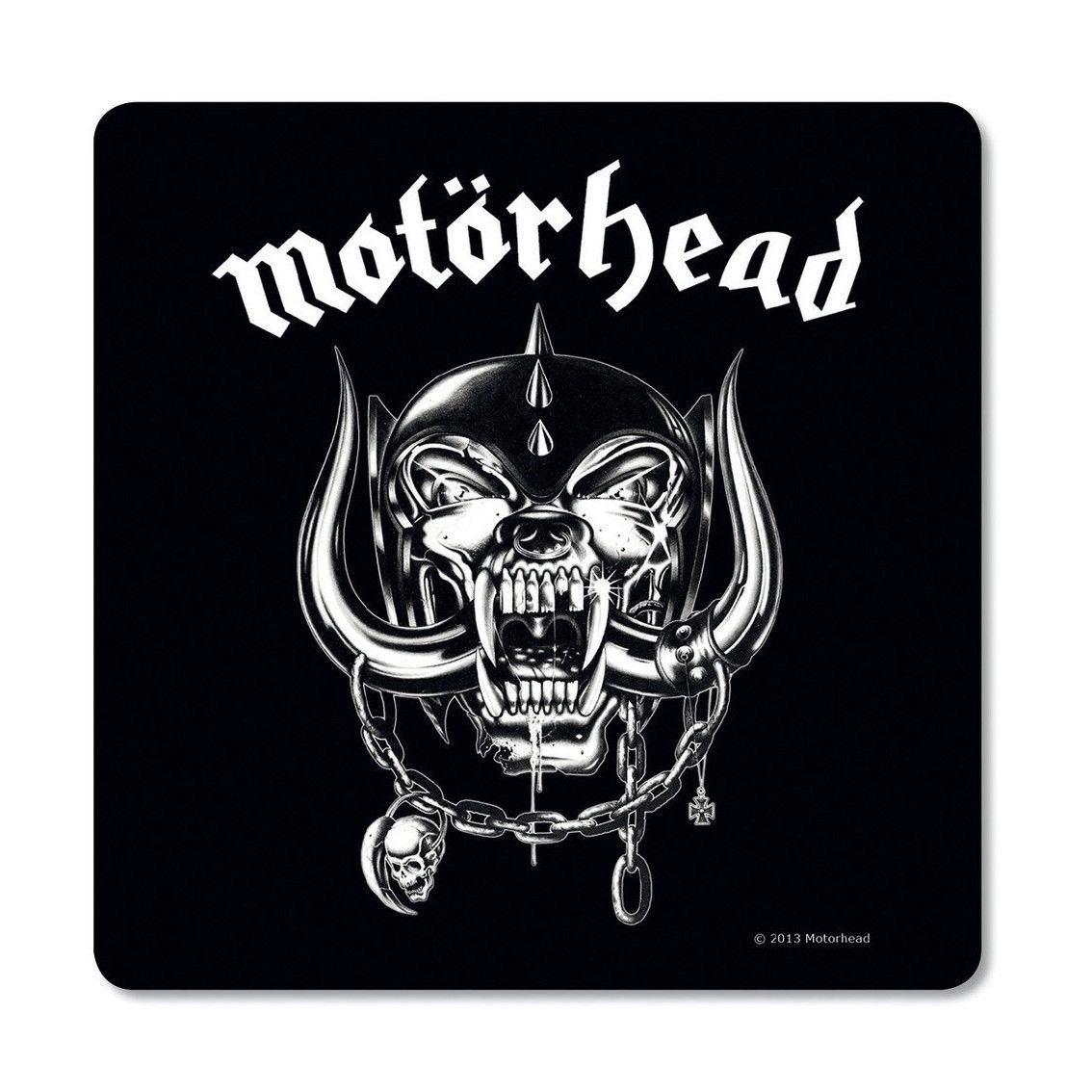 Motörhead Coaster Pack Logo (6)