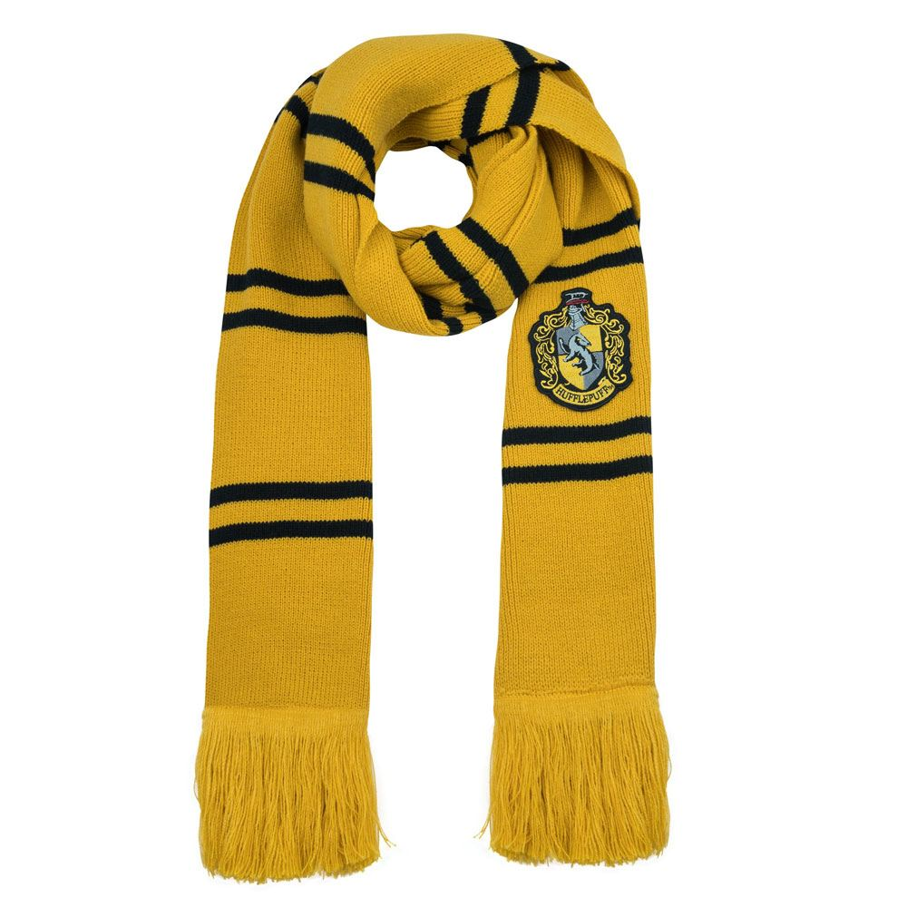Harry Potter Deluxe Scarf Hufflepuff 250 cm