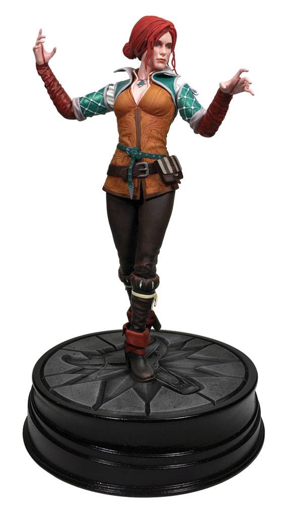 Witcher 3 Wild Hunt PVC Statue Triss Merigold 20 cm --- DAMAGED PACKAGING