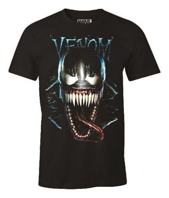 Venom T-Shirt Dark Venom Size L