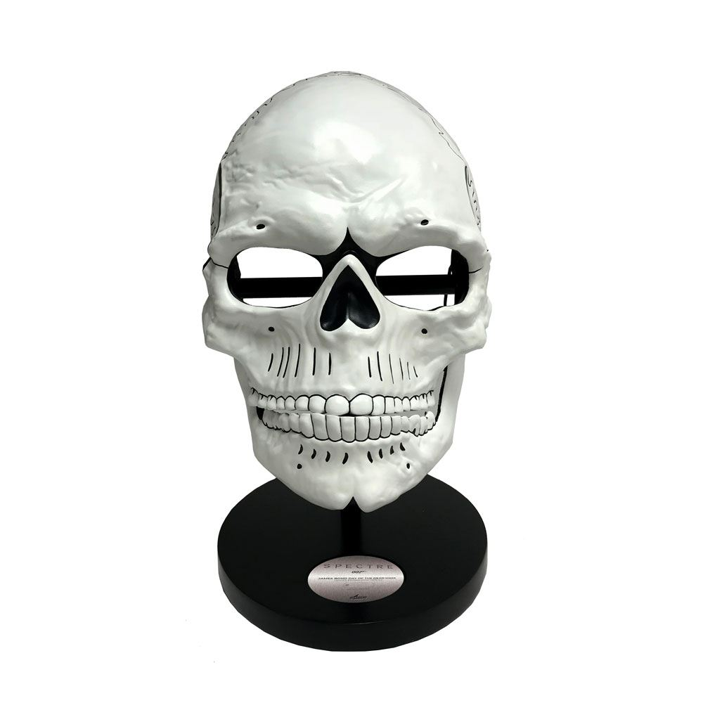 Spectre Prop Replica 1/1 Day Of The Dead Mask Limited Edition 29 cm