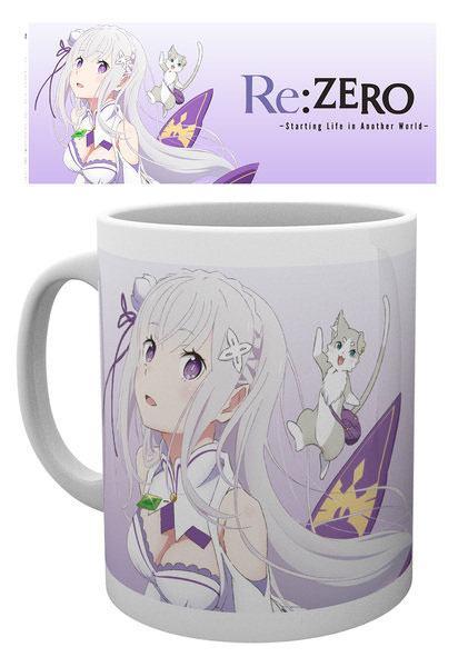 Re:Zero Starting Life in Another World Mug Emelia