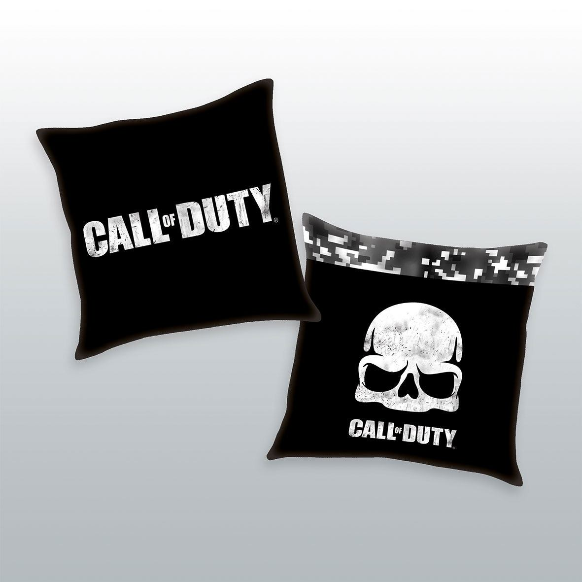 Call of Duty Pillow Skull 40 x 40 cm