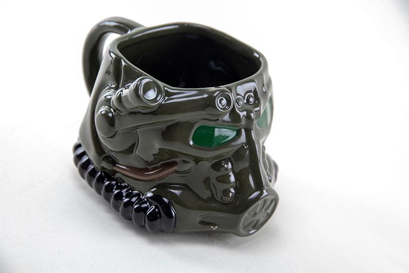Fallout 3D Mug Power Armor
