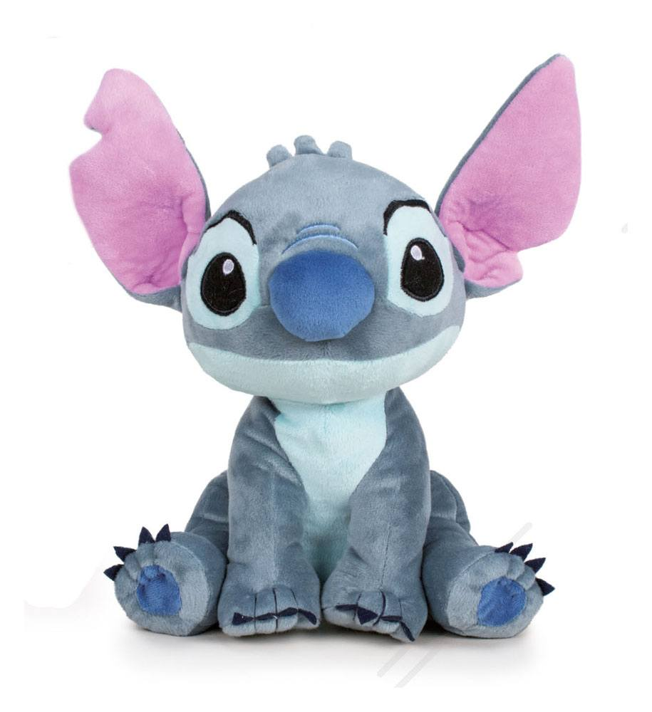 Lilo & Stitch Plush Figure with Sound Stitch 30 cm