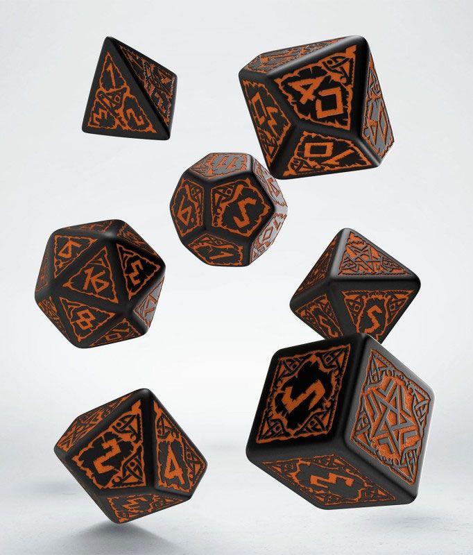Pathfinder Dice Set Hell's Vengeance (7)