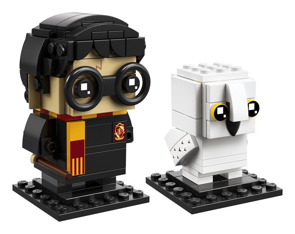 LEGO® BrickHeadz Harry Potter and the Philosopher's Stone - Harry Potter™ & Hedwig™
