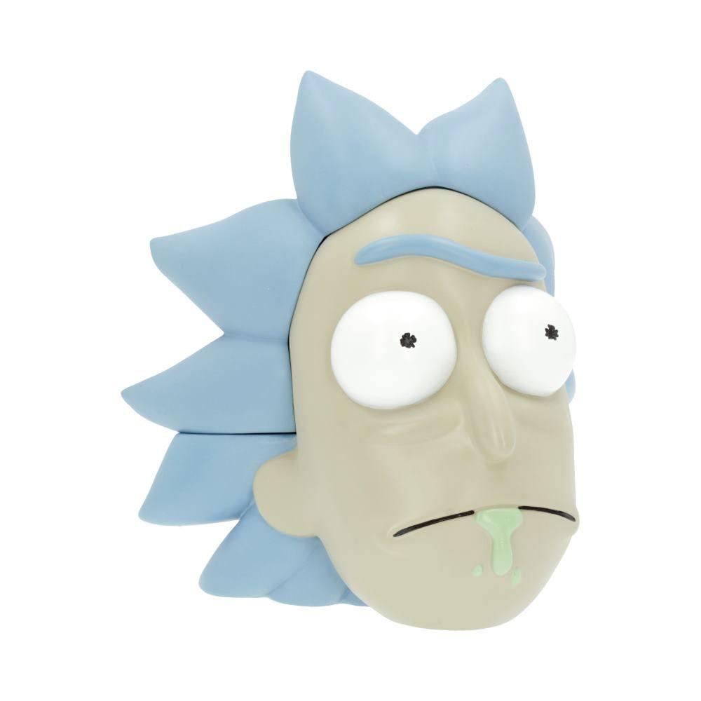 Rick and Morty Storage Box Rick