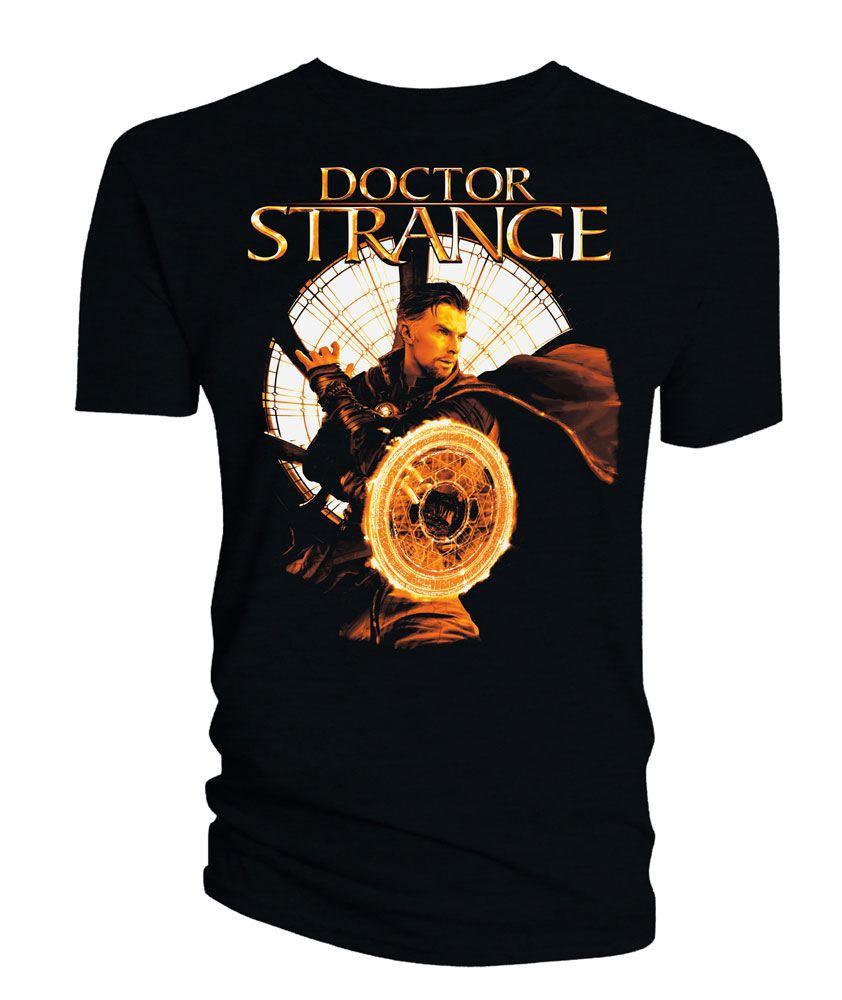 Doctor Strange T-Shirt Window Size S
