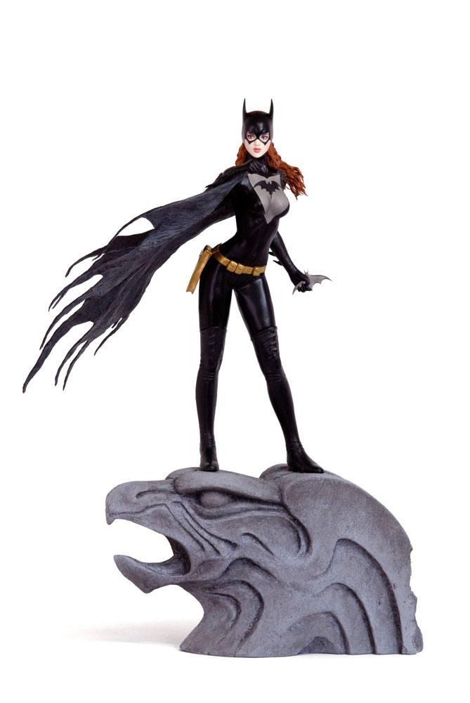 DC Comics Fantasy Figure Gallery Statue 1/6 Batgirl (Luis Royo) 46 cm --- DAMAGED PACKAGING
