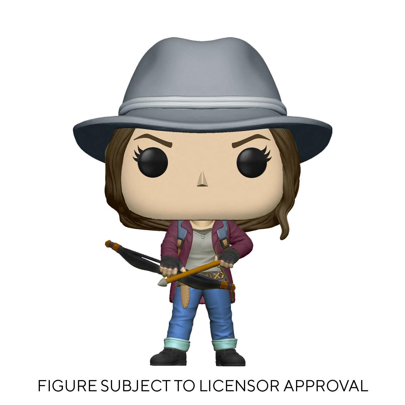 Walking Dead POP! Television Vinyl Figure Maggie w/Bow 9 cm