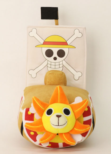 One Piece Plush Figure Thousand Sunny 25 cm
