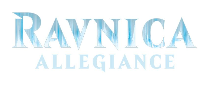 Magic the Gathering Ravnica Allegiance Planeswalker Decks Display (6) english