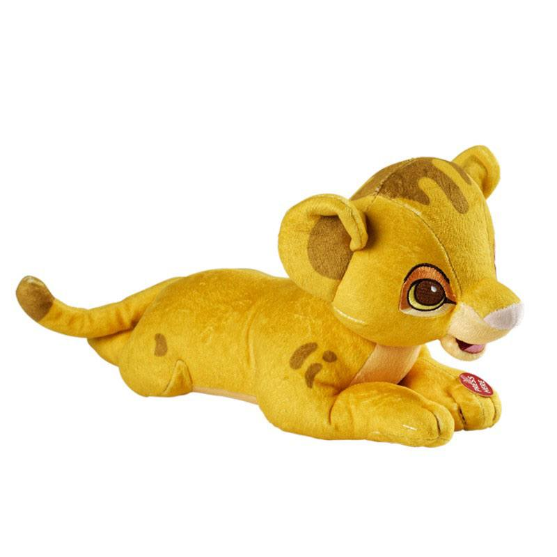 The Lion King Light-Up Plush Figure Simba 28 cm