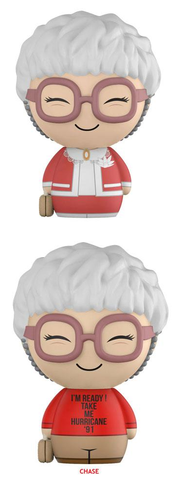 Golden Girls Dorbz Vinyl Figures Sophia 8 cm Assortment (6)
