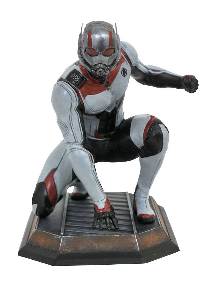 Avengers: Endgame Marvel Movie Gallery PVC Diorama Quantum Realm Ant-Man 23 cm --- DAMAGED PACKAGING