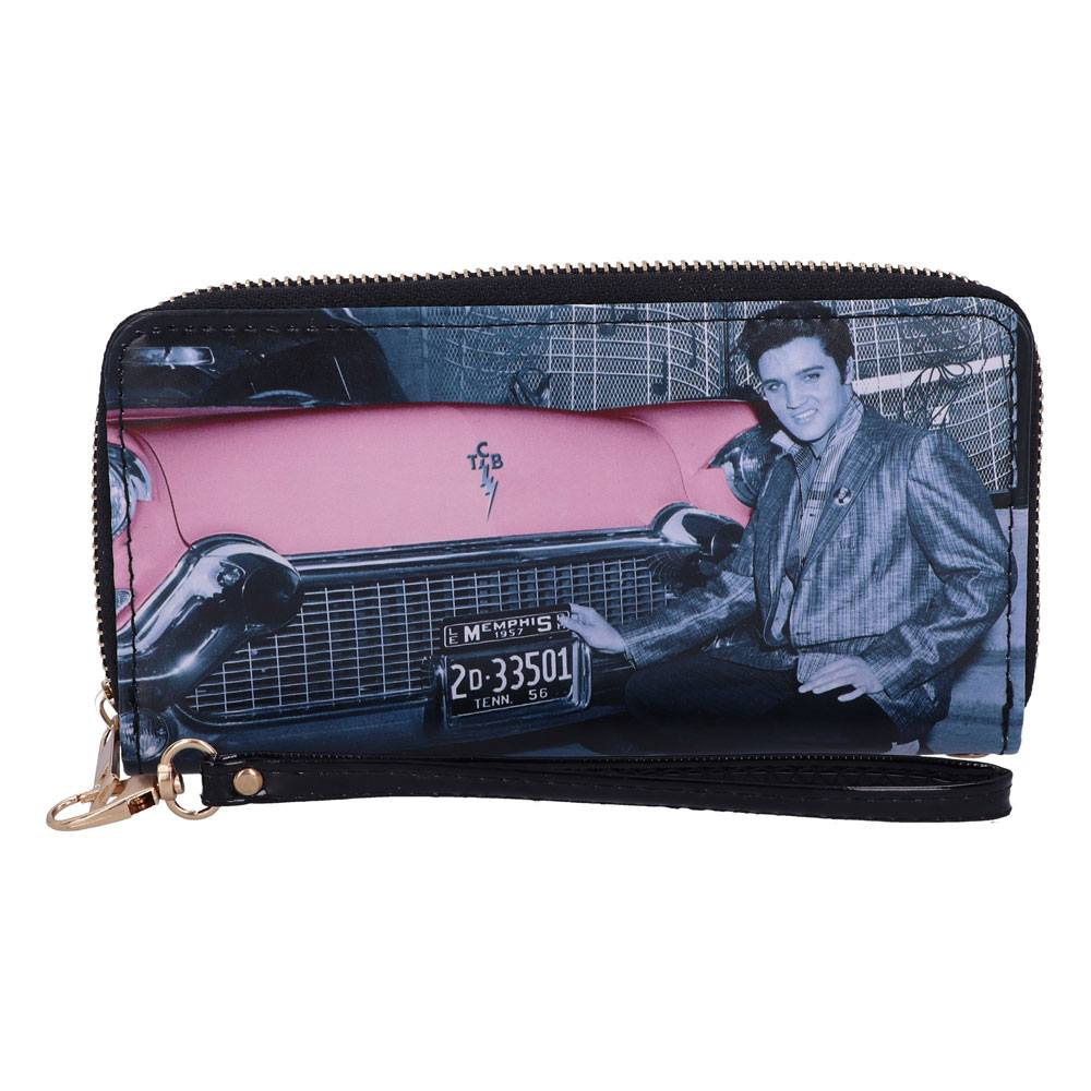 Elvis Presley Purse Cadillac 19 cm