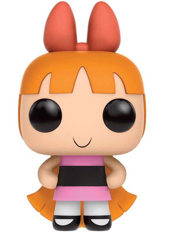 The Powerpuff Girls POP! Animation Vinyl Figure Blossom 9 cm