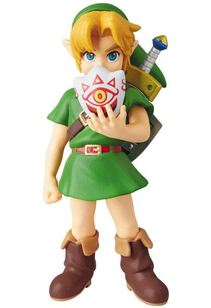 The Legend of Zelda Majora's Mask 3D UDF Mini Figure Link 7 cm