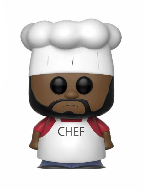 South Park POP! TV Vinyl Figure Chef 9 cm