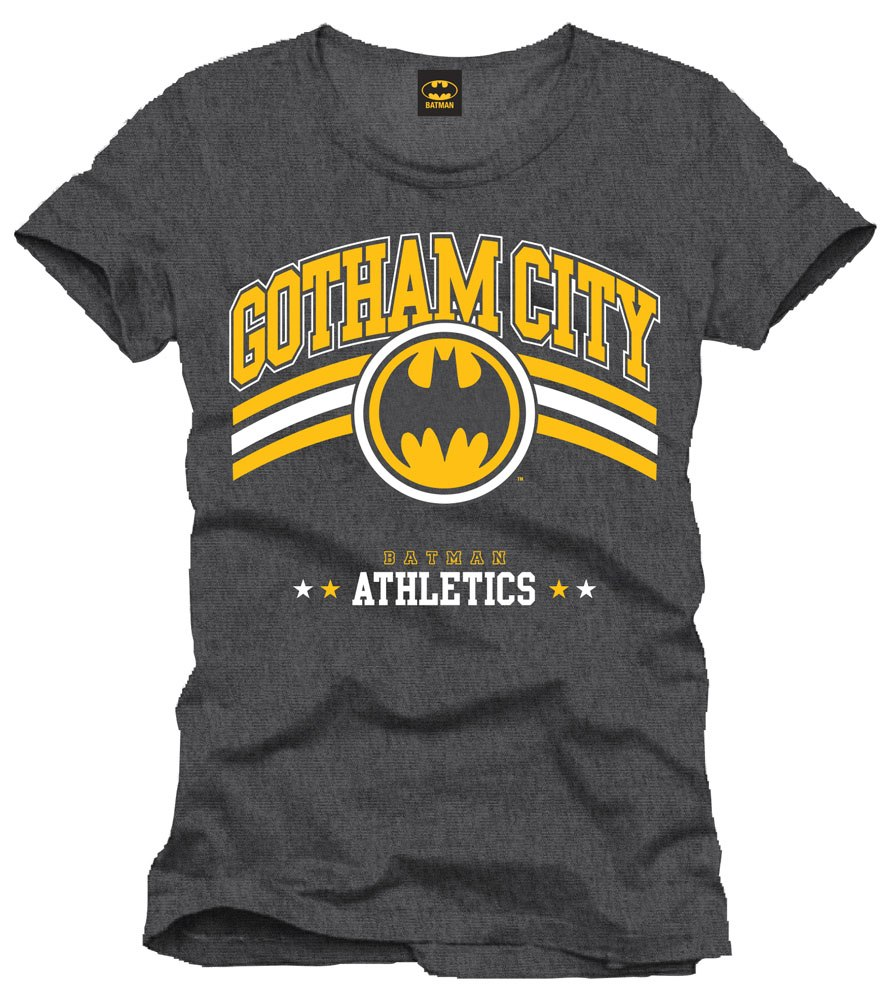 Batman T-Shirt Gotham City Size L