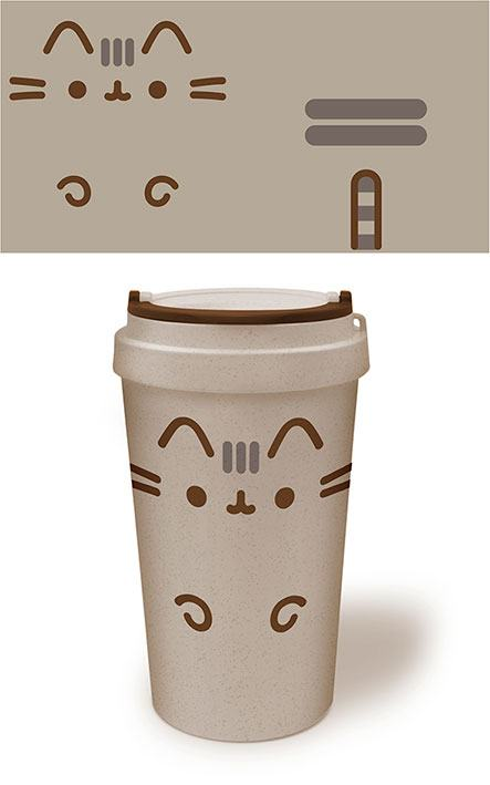 Pusheen Travel Mug Pusheen the Cup