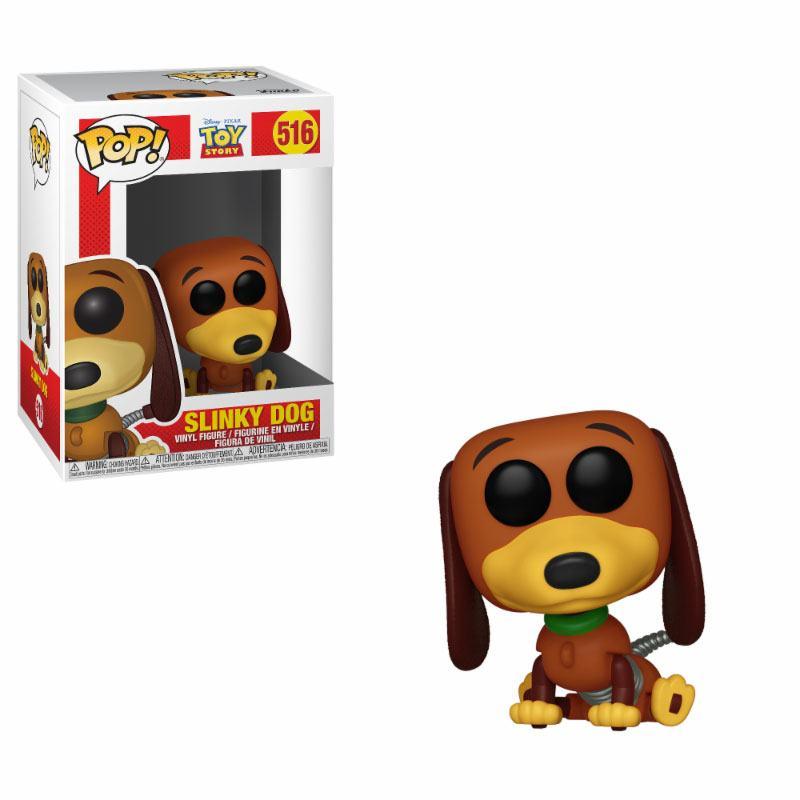 Toy Story POP! Disney Vinyl Figure Slinky Dog 9 cm