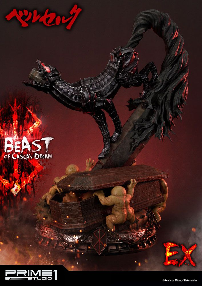 Berserk Statue Beast Of Casca's Dream & Beast Of Casca's Dream Exclusive 65 cm Assortment (3)