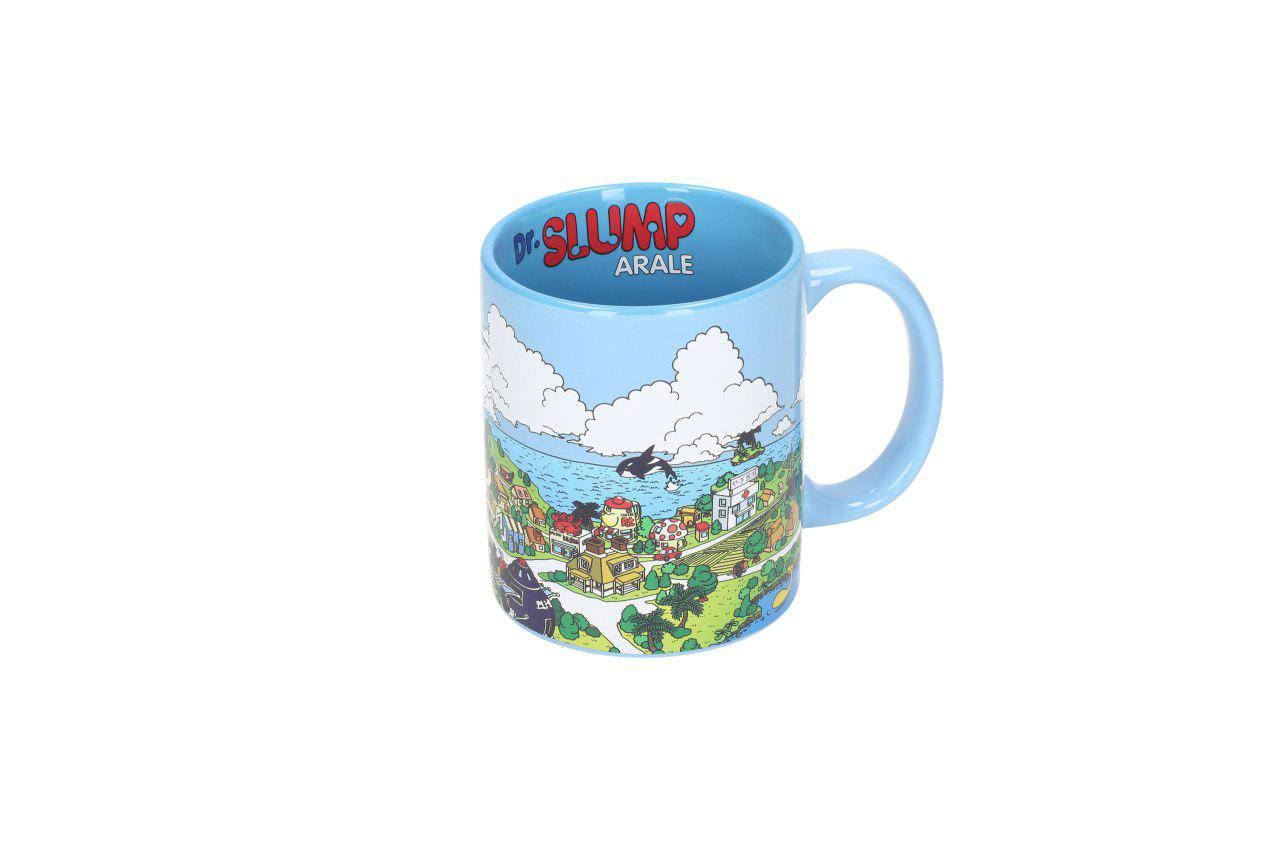 Dr. Slump Mug Penguin Village