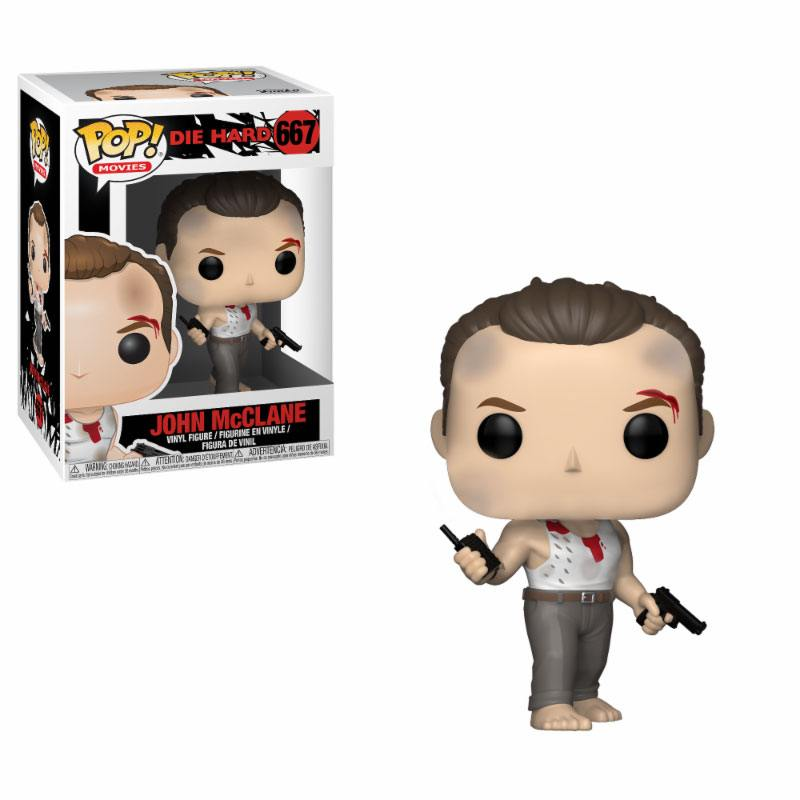 Die Hard POP! Movies Vinyl Figure John McClane 9 cm