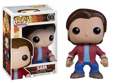 Supernatural POP! Vinyl Figure Sam 10 cm