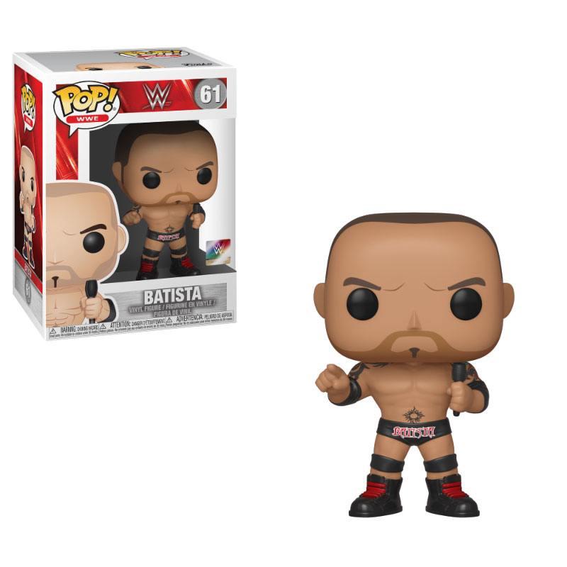 WWE POP! Vinyl Figure Batista 9 cm