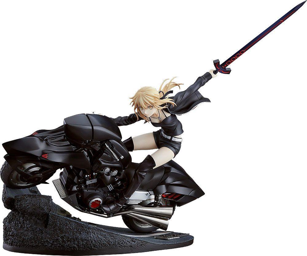 Fate/Grand Order PVC Statue 1/8 Saber/Altria Pendragon (Alter) & Cuirassier Noir 27 cm
