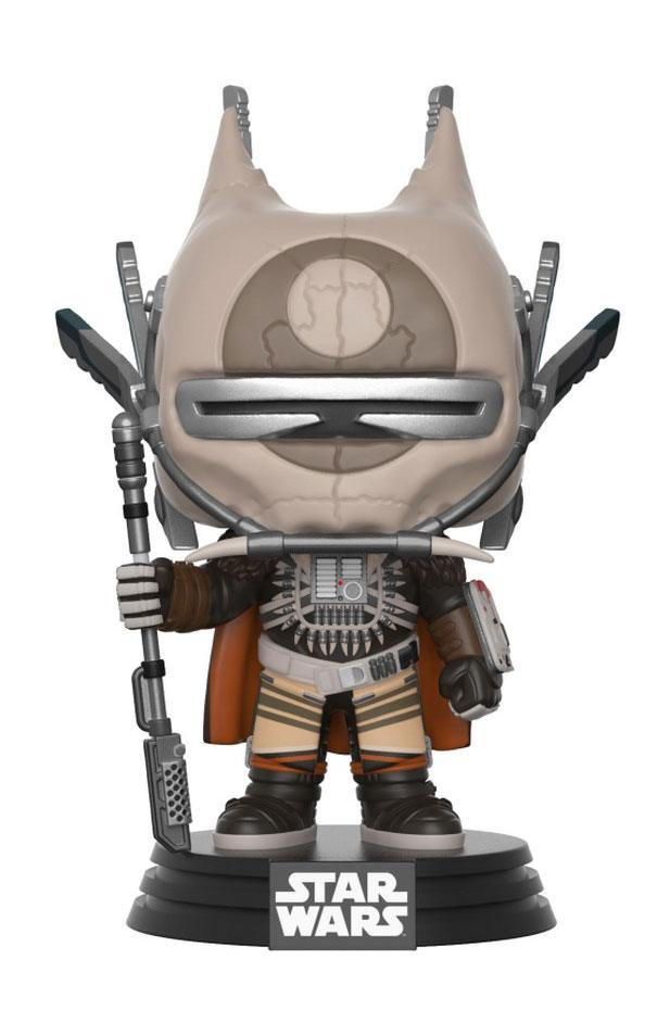 Star Wars Solo POP! Movies Vinyl Bobble-Head Enfys Nest 9 cm