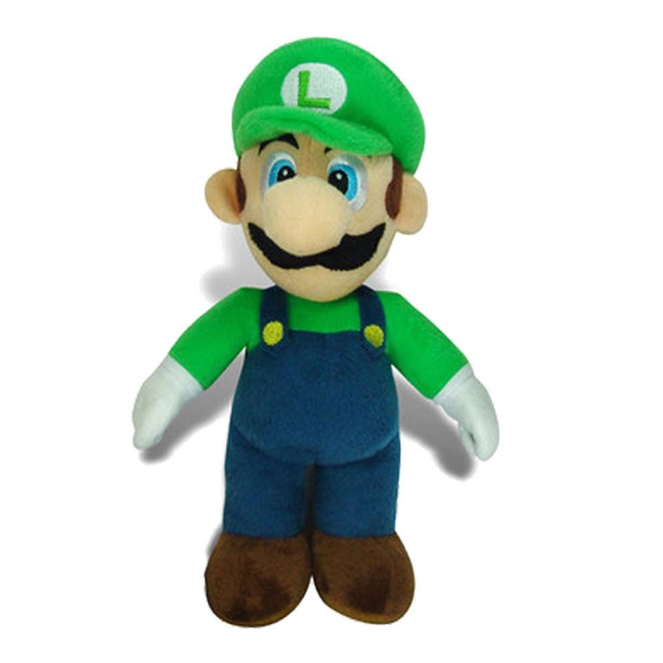 Super Mario Bros. Plush Figure Luigi 30 cm