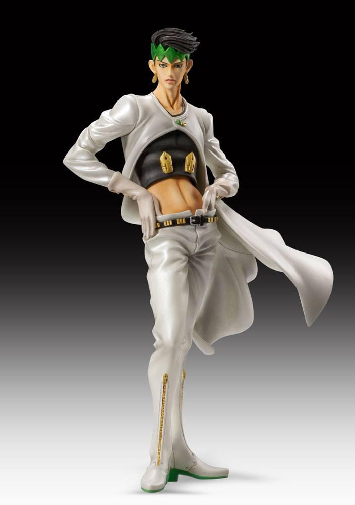 JoJo's Bizarre Adventure Statue Legend Series PVC Statue Rohan Kishibe 18 cm