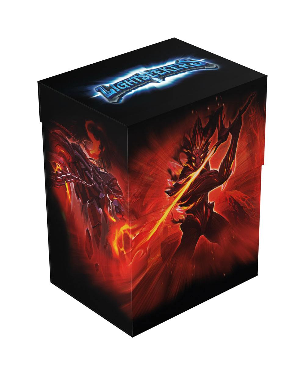Lightseekers Basic Deck Case 80+ Standard Size Mountain