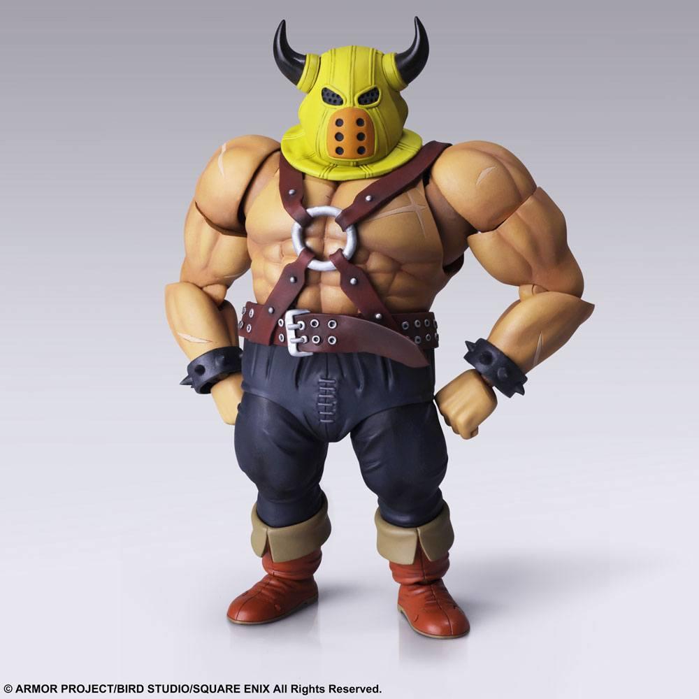 Dragon Quest Bring Arts Action Figure Toughie 15 cm