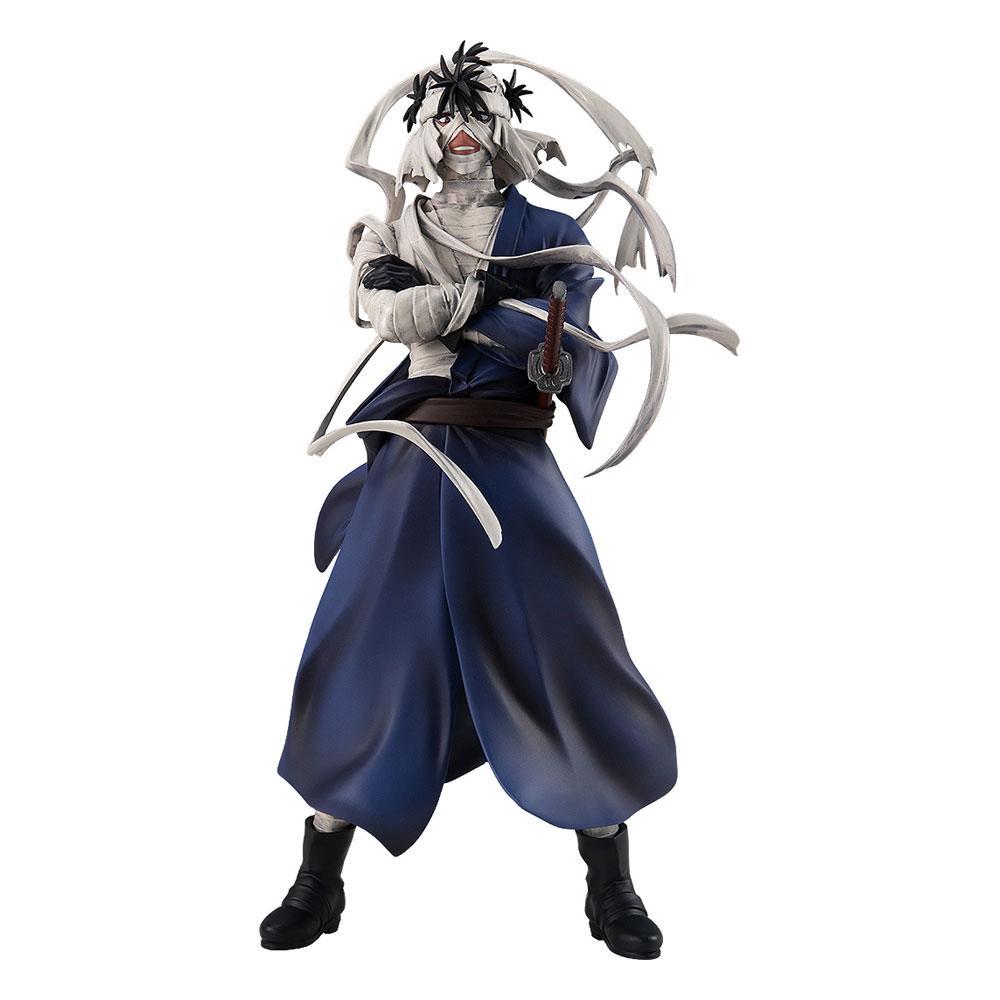 Rurouni Kenshin Pop Up Parade PVC Statue Makoto Shishio 19 cm