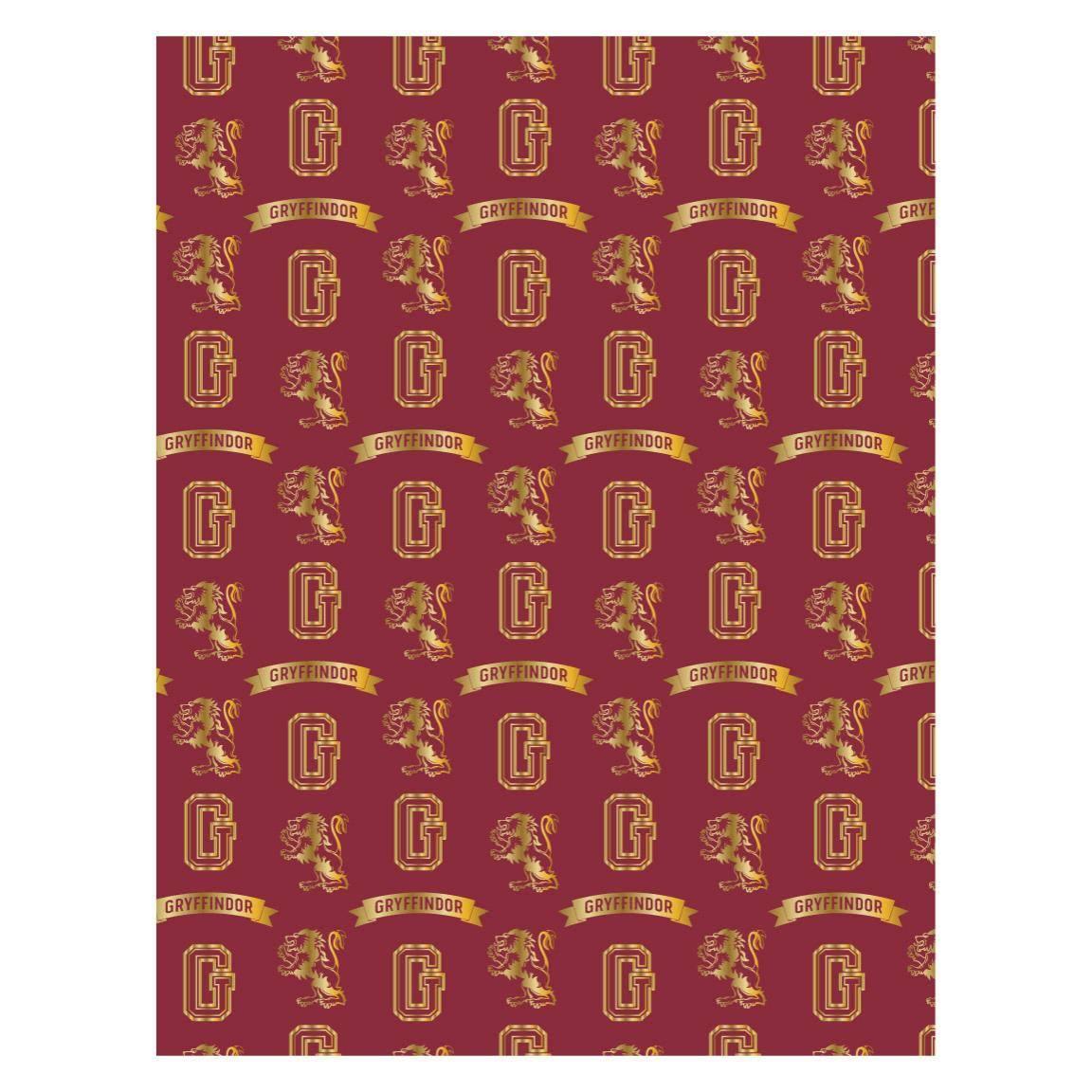 Harry Potter Fleece Blanket Gryffindor 130 x 170 cm