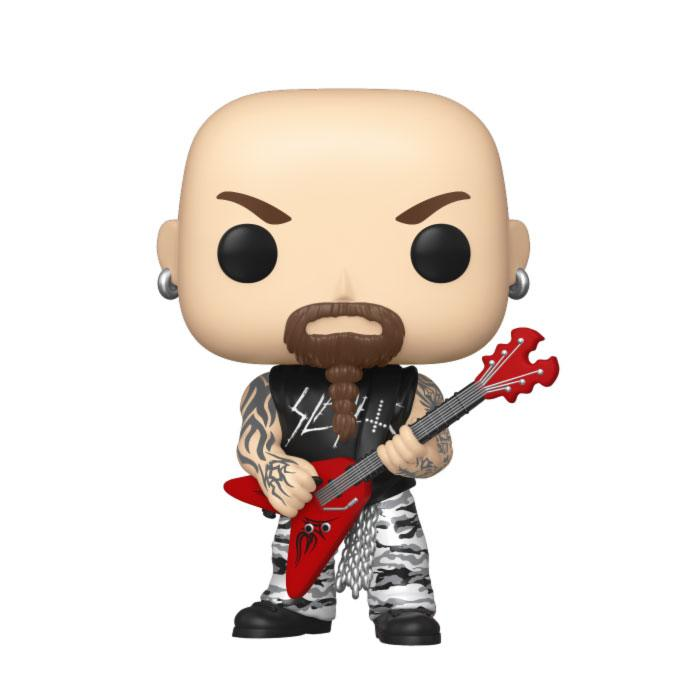 Slayer POP! Rocks Vinyl Figure Kerry King 9 cm