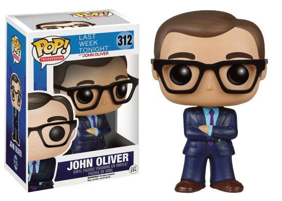 Last Week Tonight POP! Television Vinyl Figure John Oliver 9 cm