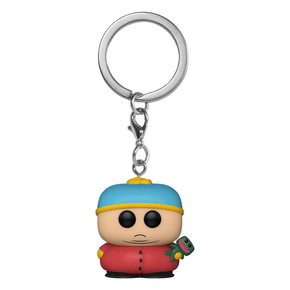 South Park Pocket POP! Vinyl Keychains 4 cm Cartman w/Clyde  Display (12)