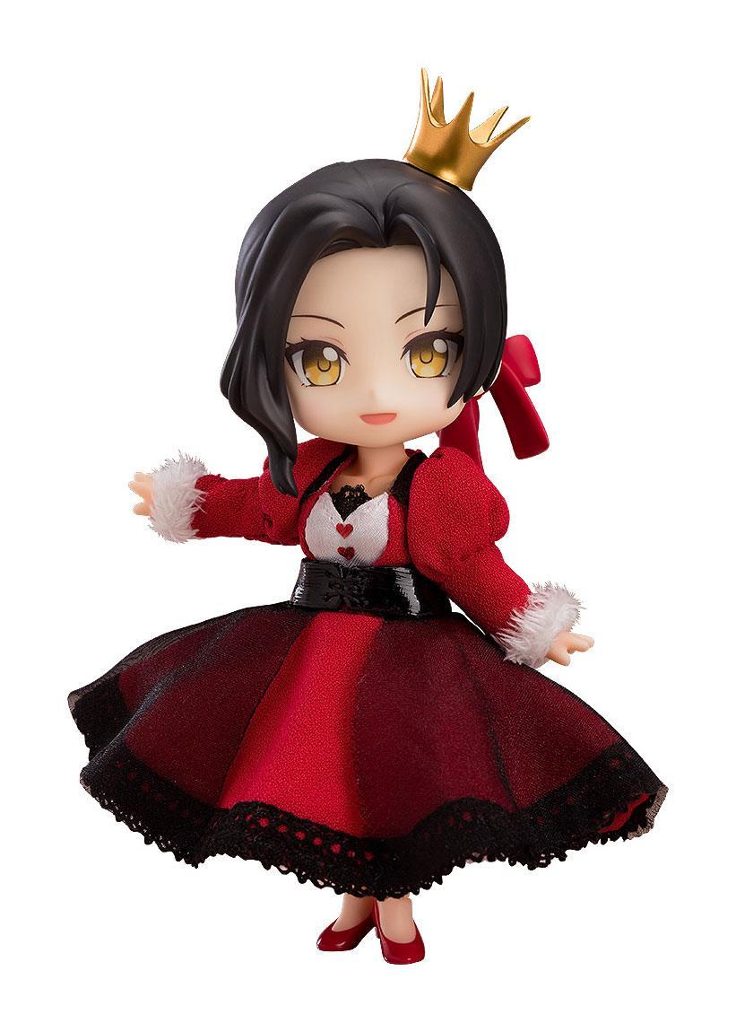 Original Character Nendoroid Doll Alice Action Figure Queen of Hearts 14 cm