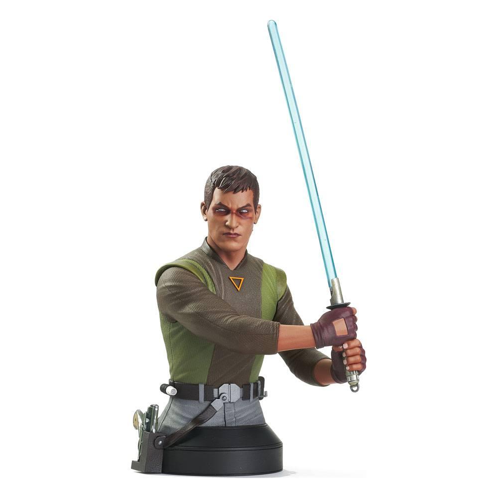 Star Wars Rebels Bust 1/6 Kanan Jarrus 15 cm