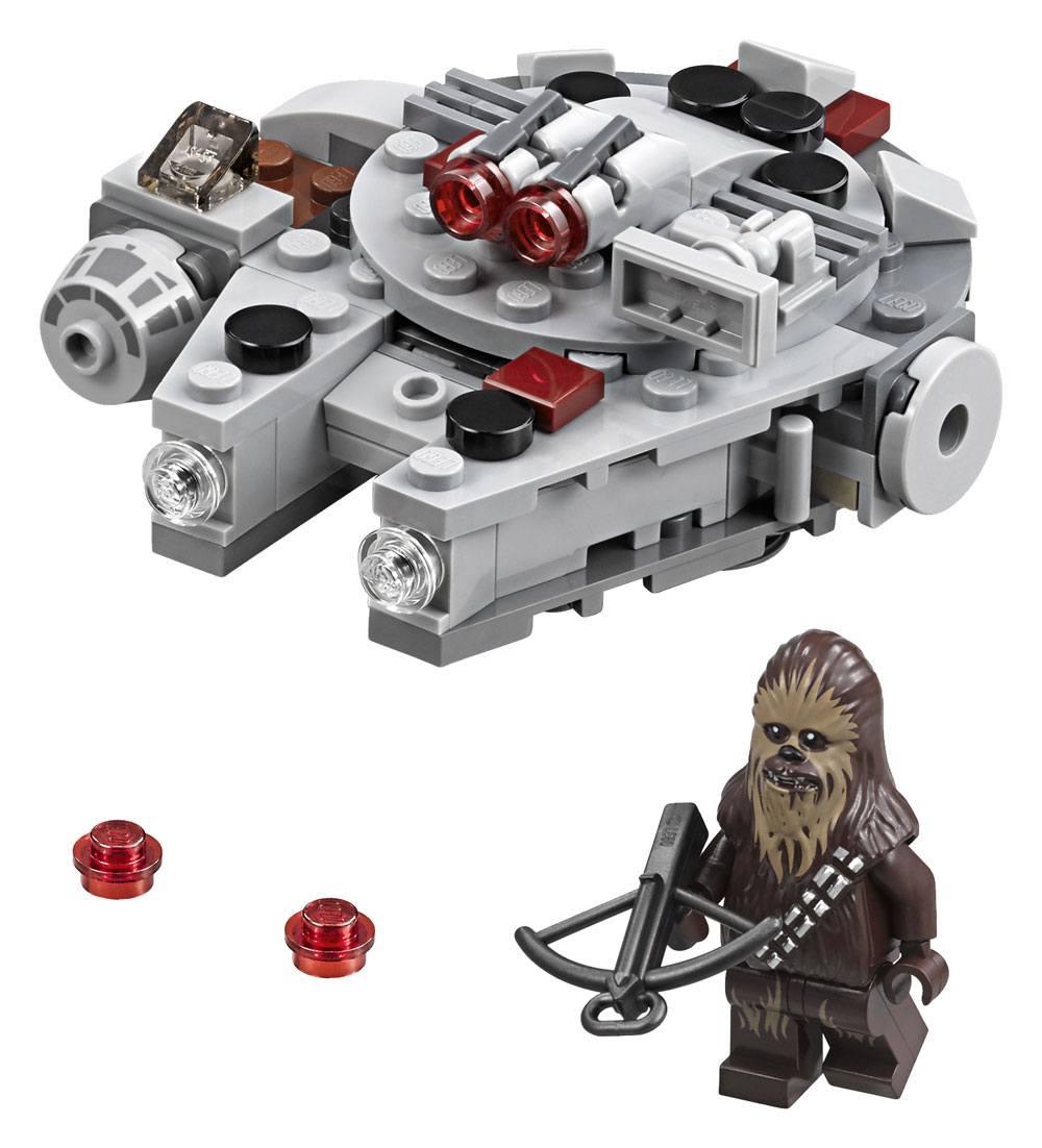 LEGO® Star Wars™ Microfighters Episode VII: Millennium Falcon™